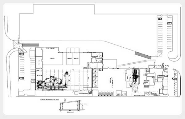 Factory Production Line Design Bennett Engineering